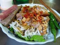 Bún mắn thịt heo Đà Nẵng