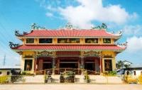 Chùa Long Hoa - Quận 8 Thành Phố Hô Chí Minh