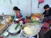 Xôi măng, món ngon độc đáo của người Kon Tum