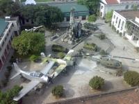 Điểm tham quan Bảo tàng Quân Khu 5