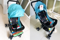 Cho thuê xe đẩy em bé (Seebaby QQ3)