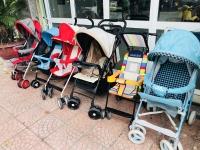 Cho thuê xe đẩy em bé tại Đà Nẵng giá rẻ