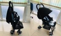 Cho thuê xe đẩy em bé (Vovo)