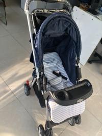 Cho thuê xe đẩy em bé (xe Gluck 2 chiều)