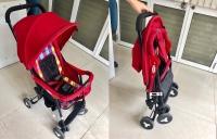 Cho thuê xe đẩy em bé (xe Seebaby QQ2)
