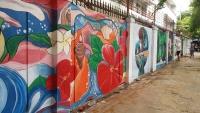 Đà Nẵng sắp có thêm con phố bích họa rực rỡ thêm sắc cho thành phố xinh đẹp
