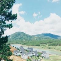 Đến Đà Lạt check in ngay resort này để có view Hồ Tuyền Lâm đẹp không tưởng