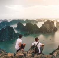 Hai chàng phượt thủ cùng những bức ảnh về Việt Nam đẹp vô tận