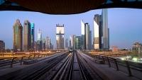 Hệ thống tàu đô thị hiện đại bậc nhất thế giới tại Dubai