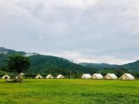 Khu cắm trại ven sông Yên retreat Đà Nẵng cực hot