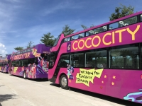 Lịch trình và thời gian hoạt động xe bus Coco city tour Đà Nẵng