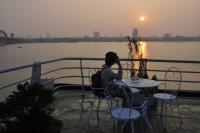 Những điểm du ngoạn sông Hàn ngắm cầu Rồng phun lửa