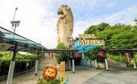Tượng sư tử biển ở Singapore sắp bị dỡ bỏ