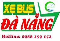 Xe bus đi khu du lịch Bà nà