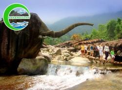 Tour du lịch Suối Voi - Cù Lao Chàm