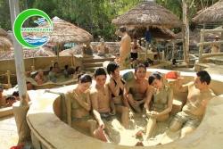 Tour tắm bùn Đà Nẵng