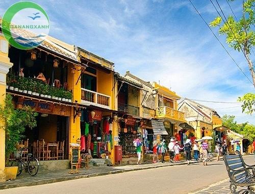 Tour Tết đi Sơn Trà Ngũ Hành Sơn Hội An