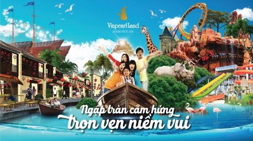 Xe bus đi Vinpearl Hội An từ Đà Nẵng