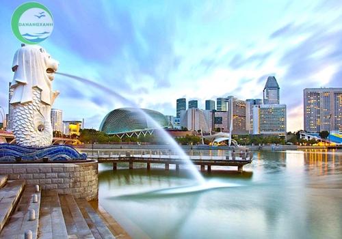 Tour Singapore 3 ngày 2 đêm từ Đà Nẵng