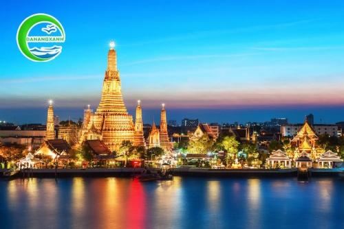 Tour Thái Lan 5 ngày 4 đêm từ Đà Nẵng